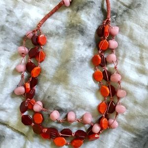 💕Perfect for Valentine's Day💕- Beaded Necklace